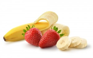 Strawberry & Banana Smoothie Mix - 1 Ltr